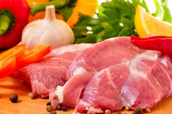 как приготовить борщ с очень жирной свинины