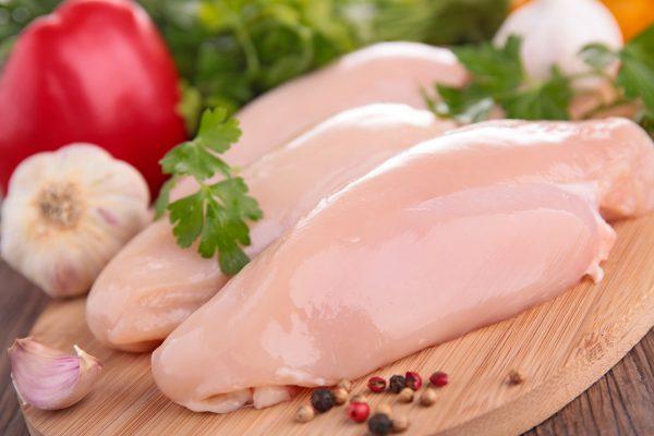 как варить куриное филе
