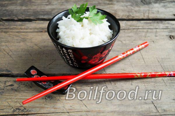 Как варить длинный рис
