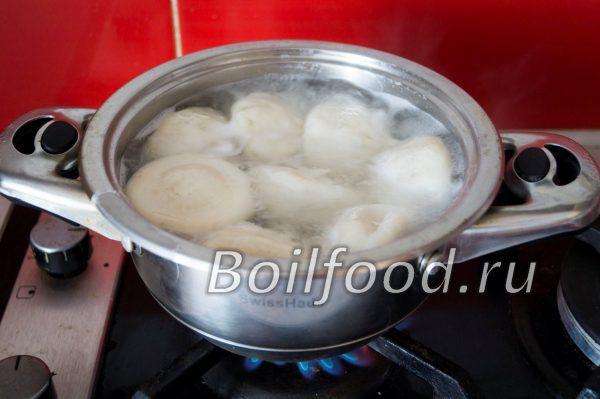 Как варить хинкали в кастрюле