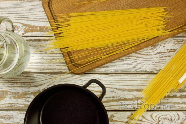 для варки спагетти