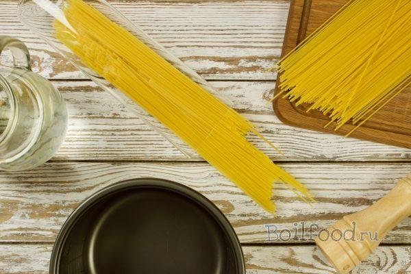 варим спагетти в мультиварке