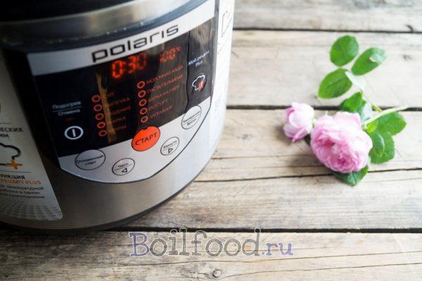 как варить варенье из роз в мультиварке