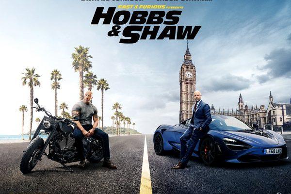 Фильм «Форсаж: Хоббс и Шоу» (2019)