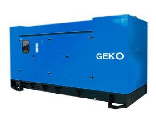 Дизельный генератор Geko